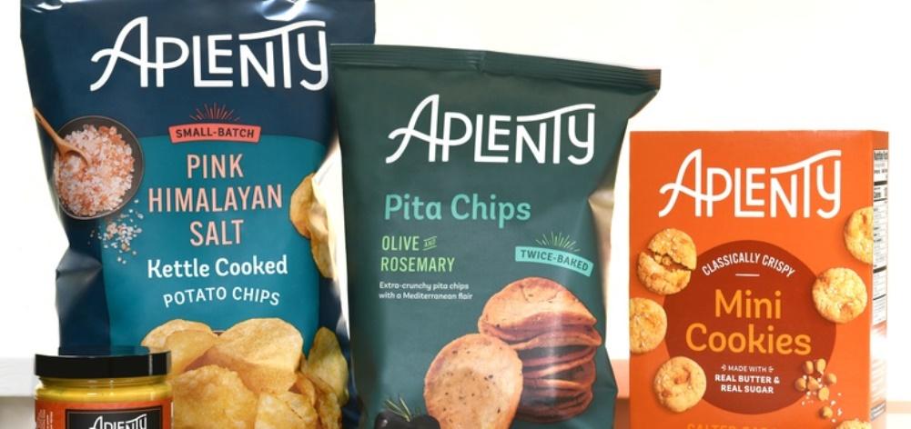 Amazon запустил производство необычных чипсов, печенья и горчицы