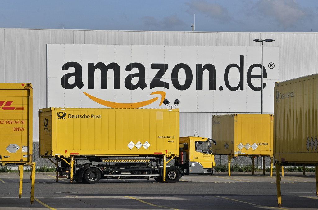 Amazon продает немцам продукты из ближайшего магазина