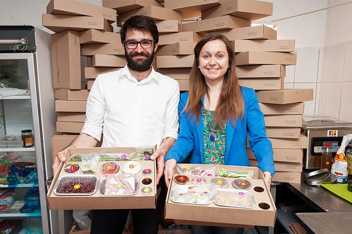 Elementaree запускает производство замороженных полуфабрикатов ресторанного уровня