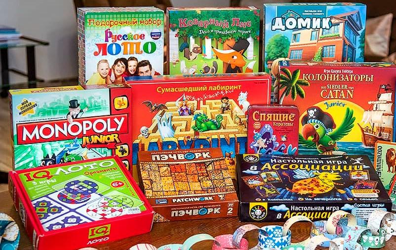 Самые продаваемые товары на Ozon: опубликованы данные по настольным играм