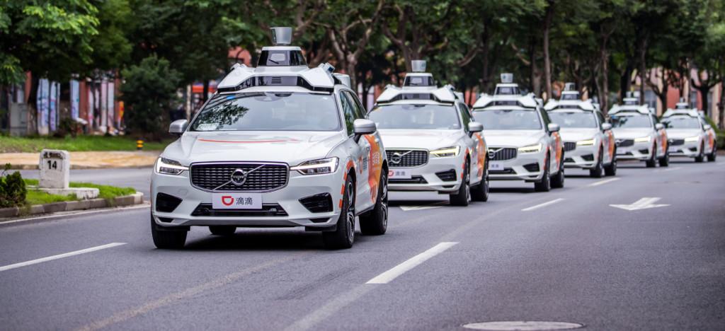 """""""Китайский Uber"""" начал экспансию в российские регионы"""