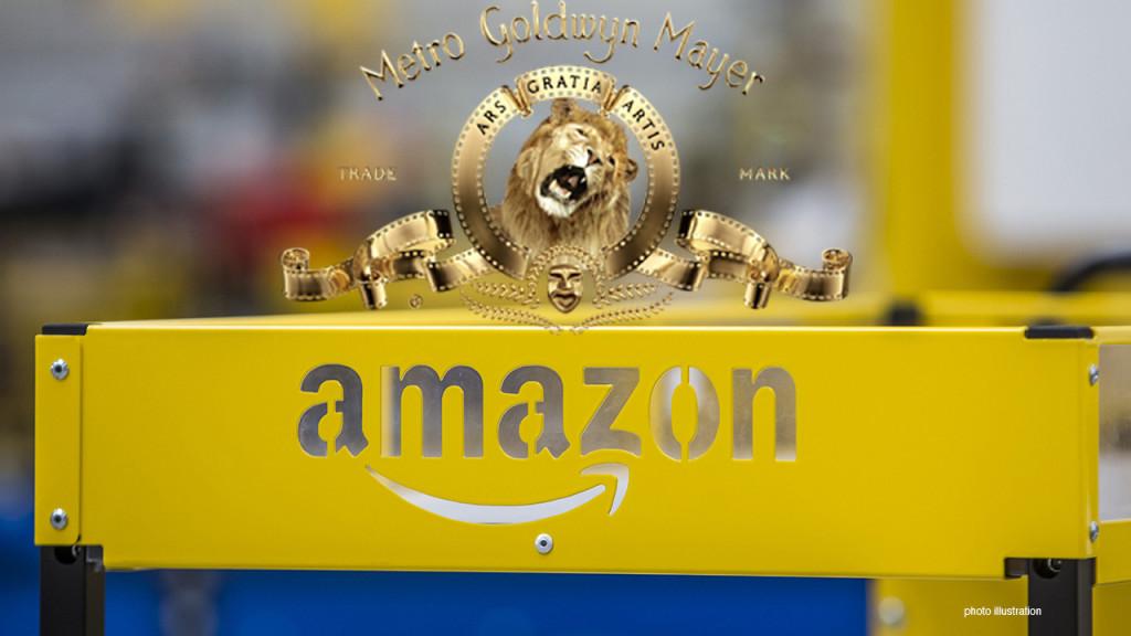 Amazon хочет купить одну из старейших кинокомпаний
