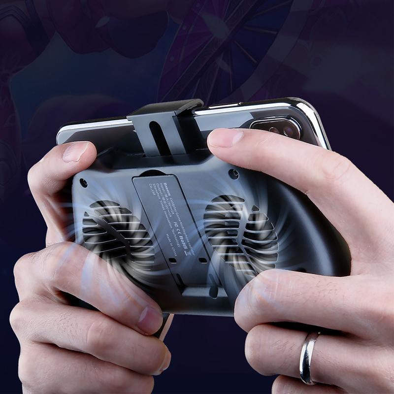 игровой кулер для смартфона