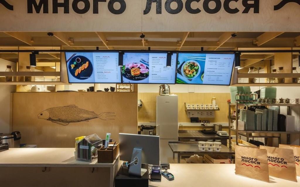 """""""Много Лосося"""" выходит на рынок Санкт-Петербурга"""