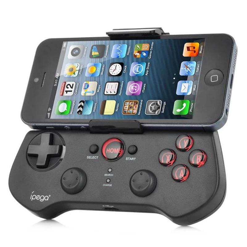 накладной геймпад с держателем для смартфона