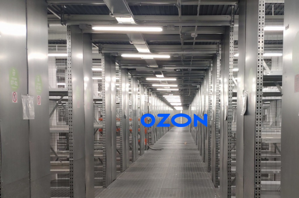 Ozon запустил полноценный фулфилмент в Хабаровске