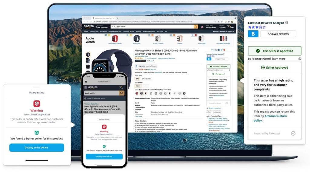 Amazon убедил Apple забанить приложение Fakespot, которое выявляет на маркетплейсе поддельные отзывы