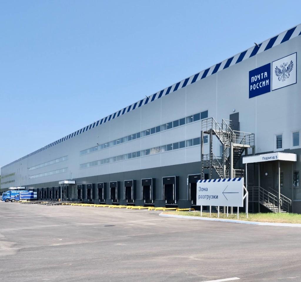 """""""Почта России"""" запустила крутейший логистический центр в Хабаровске. И мы знаем, во сколько миллиардов он обошелся"""
