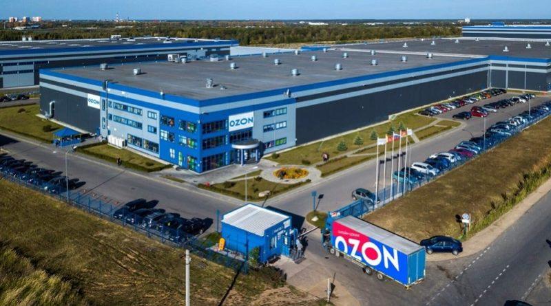 Русские роботы для склада: Ozon заявляет, что возглавит восстание машин