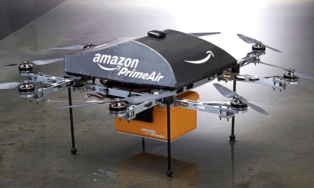 Amazon не получит собственные беспилотники. Смешная и грустная история о том, почему у него ничего не вышло