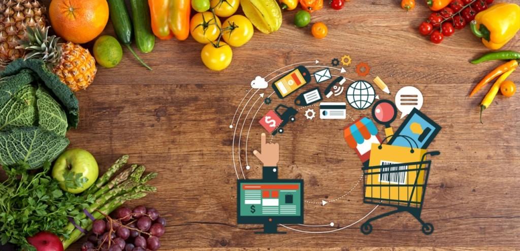 ТОП-10 российских продавцов продуктов в онлайне: 150 млрд. выручки и трехзначные темпы роста