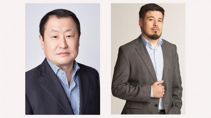 Сергей Ли и Андрей Спивак