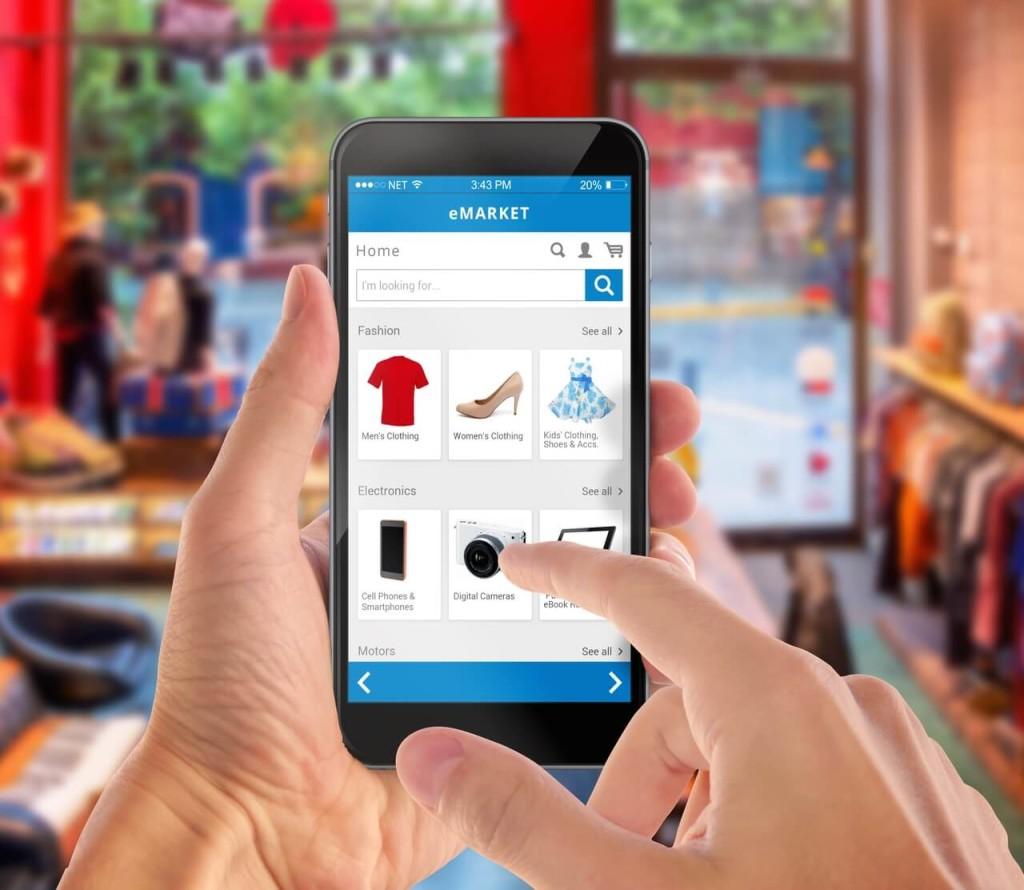 Каким должно быть мобильное приложение для ecommerce в 2021 году. На примере косметики и парфюмерии