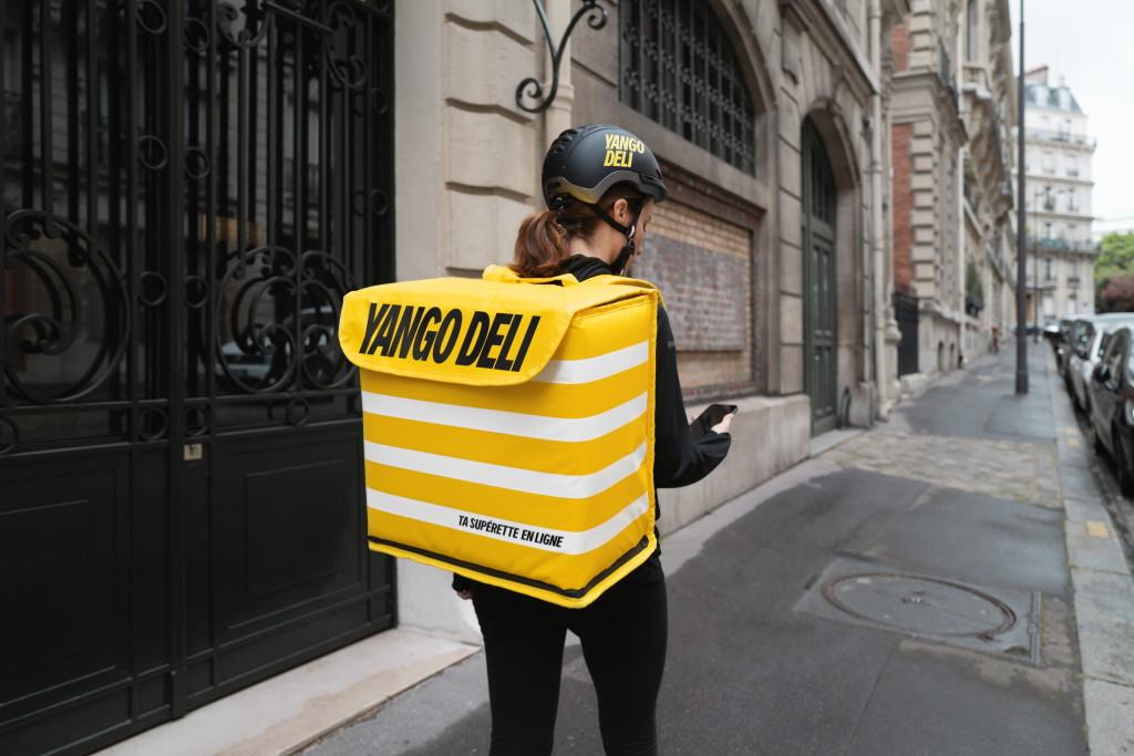 Яндекс.Лавка начала полноценную работу в Париже, в Лондоне сервис продолжают тестировать