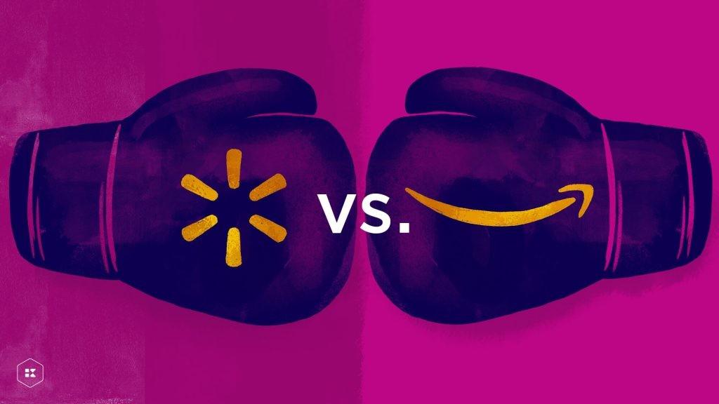 Amazon обогнал Walmart по объемам глобальных продаж, но так и не стал крупнейшим онлайн-ритейлером в мире