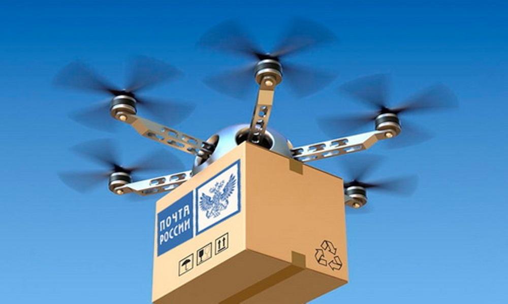 """Почта России"", как и обещала, реализует проект доставки посылок и писем дронами на Камчатке"