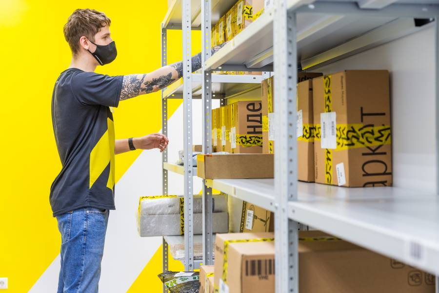 """""""Яндекс"""" запускает производство печенья, конфет, зефира, орехов и электроники под собственными брендами"""