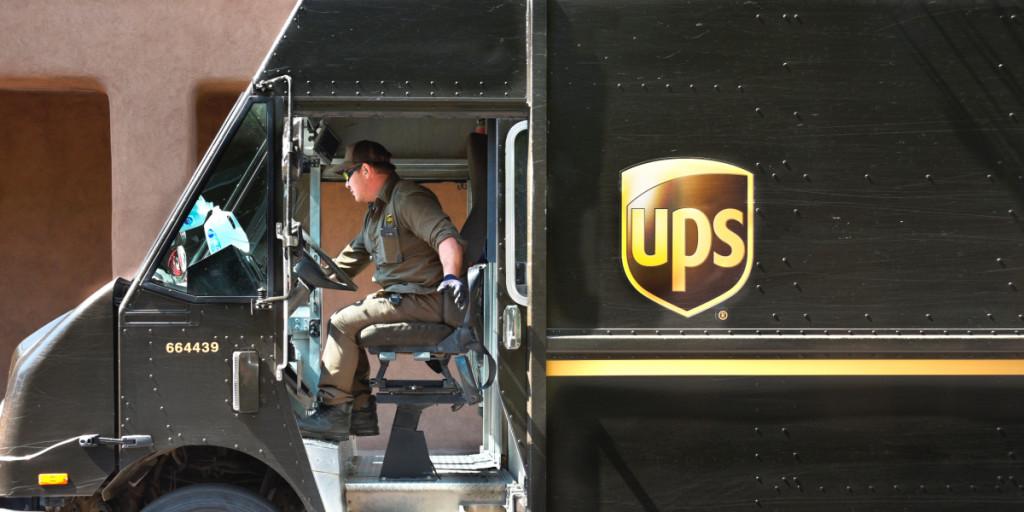 """UPS купило что-то похожее на """"Пешкариков"""" или Dostavista, но с водителями вместо пеших курьеров, рефрижераторами и в Америке"""