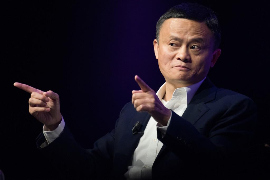 Основатель Alibaba Group Джек Ма впервые с прошлого года был замечен на деловой встрече
